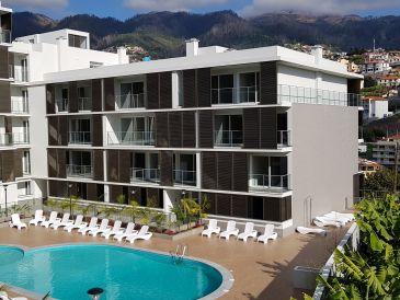 """Holiday apartment Madalenas-Palace """"Sunrise"""""""