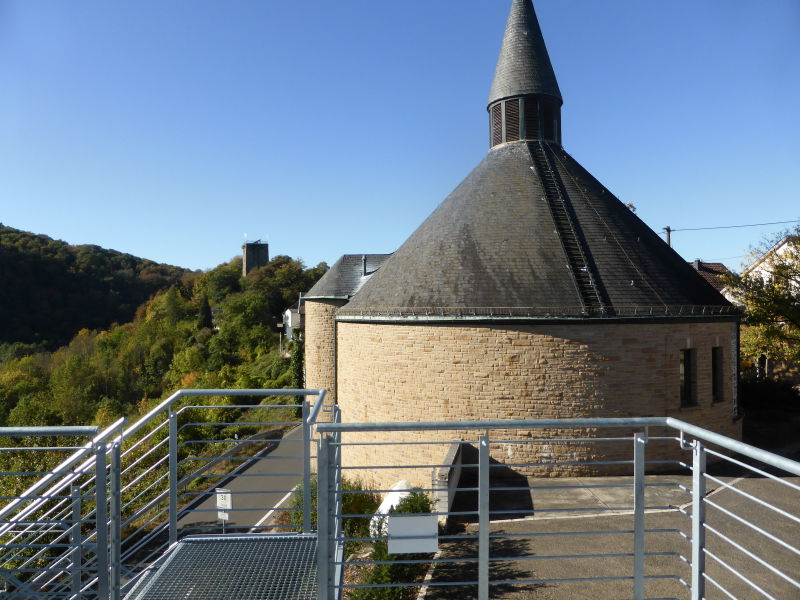 Ferienwohnung Haus Burgsponheim