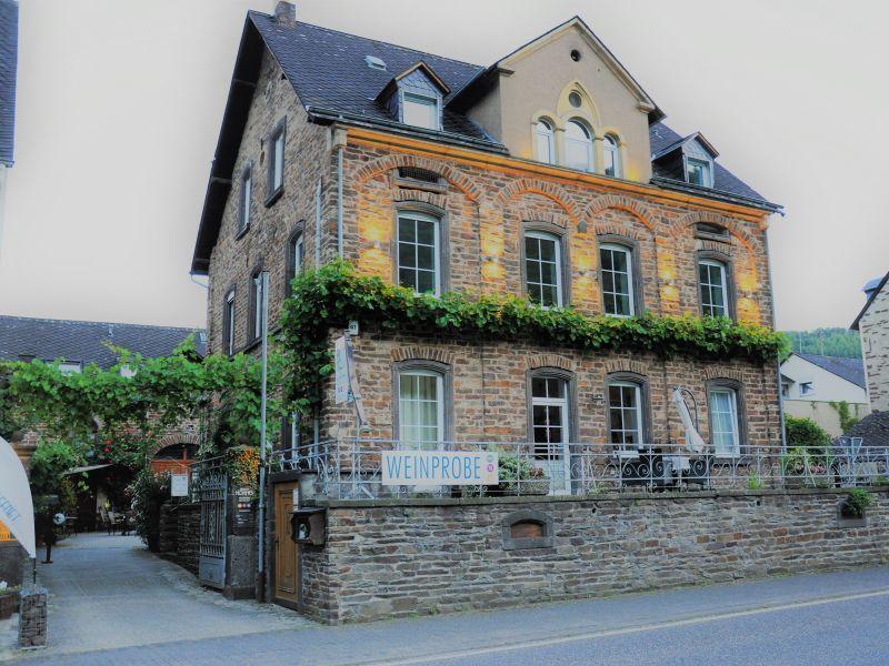 Ferienwohnung im Kelterhaus im Weingut Hommes