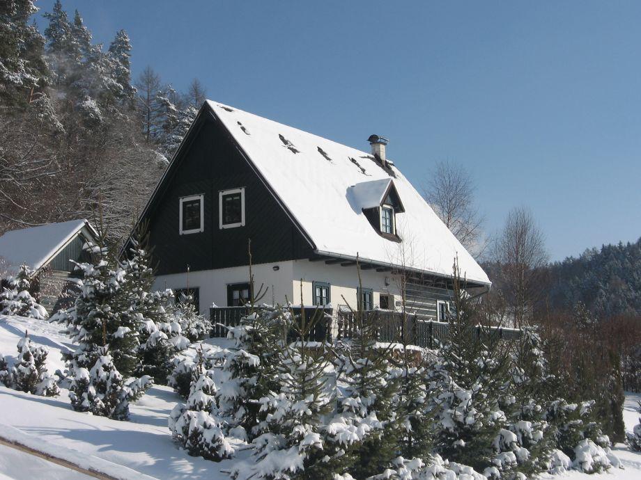 Miloda im Winter
