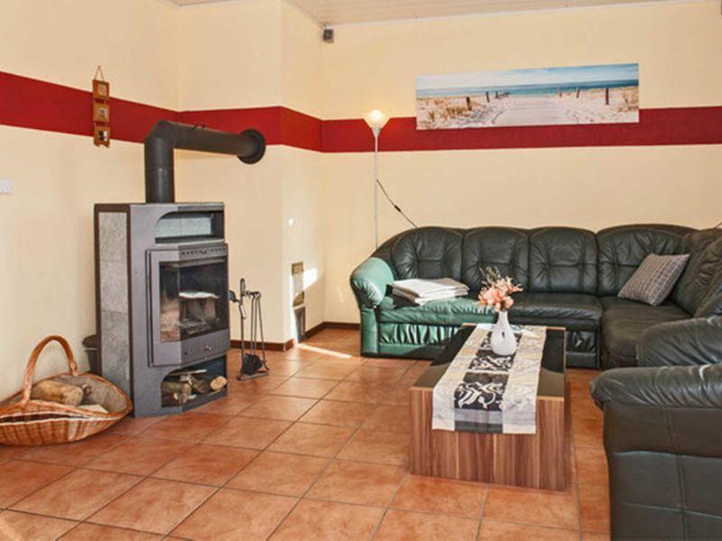Ferienwohnung Doppelhaushälfte Bansin