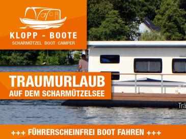 Hausboot Scharmützel Camper