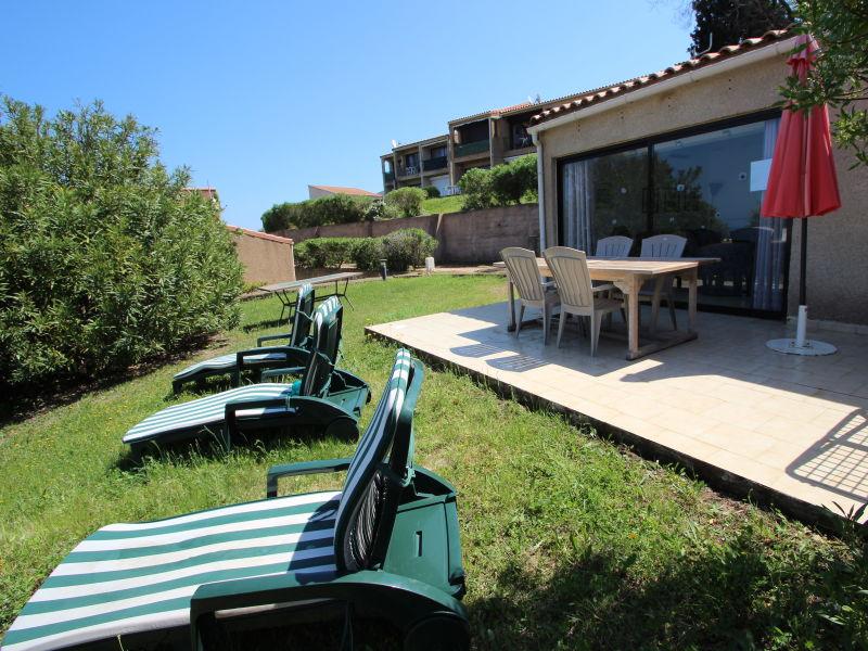 Ferienhaus Minivilla Cocody Bleu
