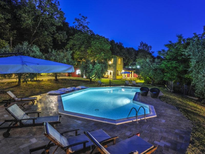 Ferienhaus Villa Casale degli Ulivi