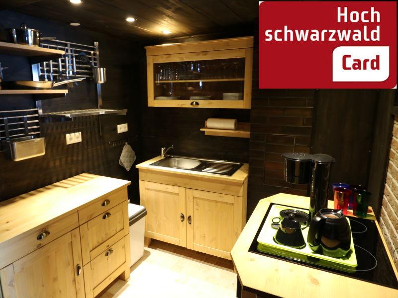 Ferienwohnung Schwarzwaldmarille - Wohnung Mara, Todtnauberg, Feldberg