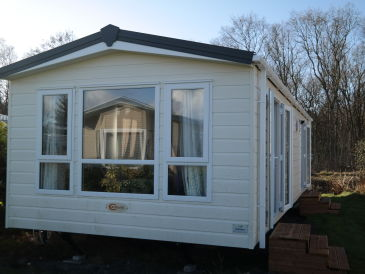 "Chalet Casa Callantsoog; auf dem Campingplatz ""De Nollen"""