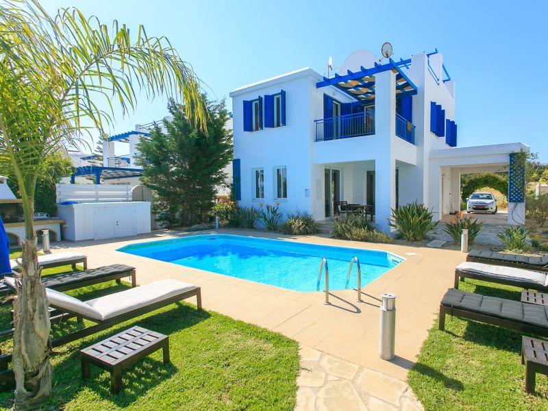 Villa Riviera Beach Front