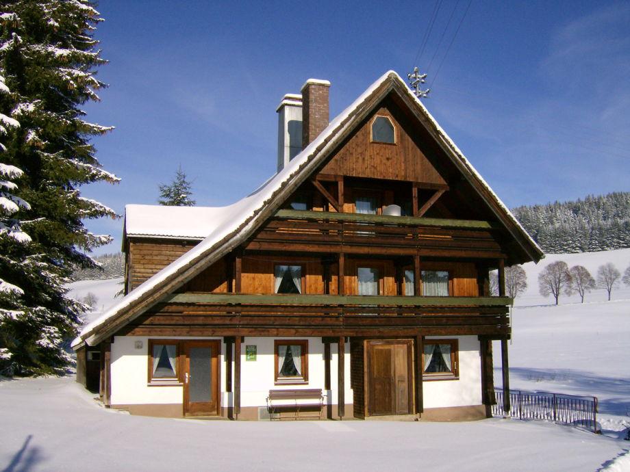 Unsere Mühle im Winter