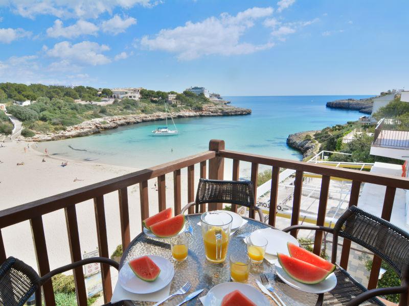 Ferienwohnung Mallorca Front Apartment mit Terrasse