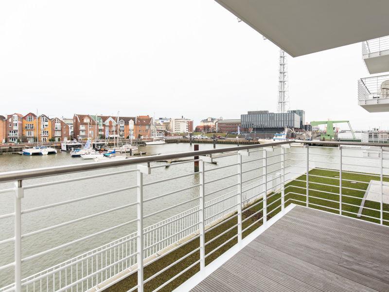 Ferienwohnung Yachthafen Wohnung 5 (KY5)