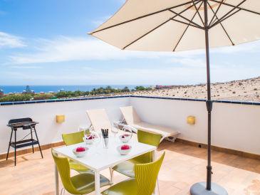 Apartment Costa Calma Nº8 Ocean views terraza lateral