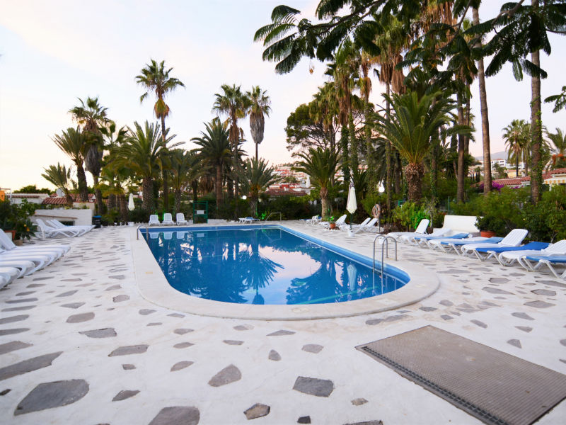 Ferienwohnung Tenerife Chayofa Lounge