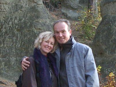 Ihr Gastgeber Martin und Britta Rothmund