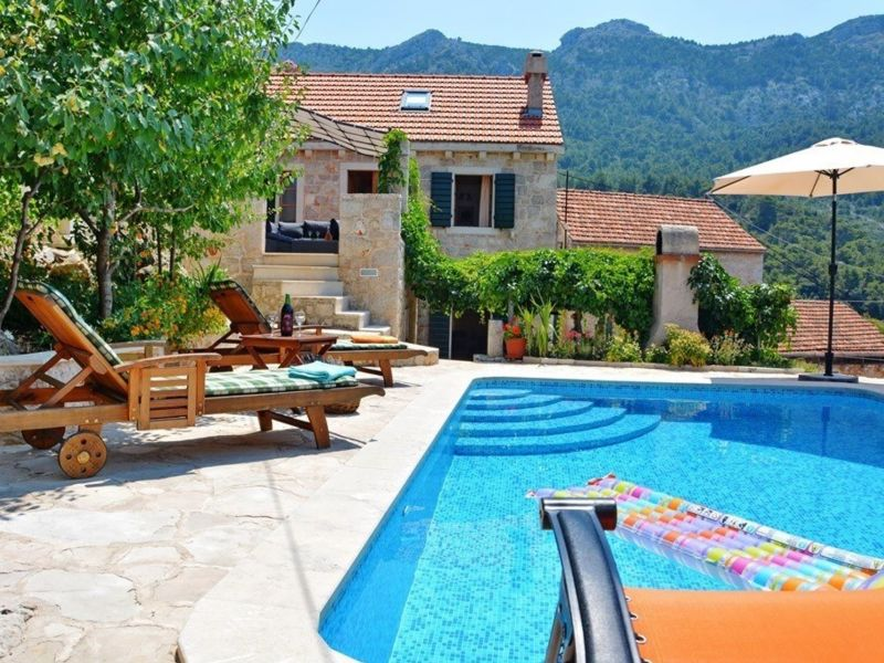 Holiday house Balatura Insel Hvar