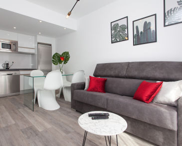 Holiday apartment BristolSunsetBeach -Exklusiv Apartment mit Balkon
