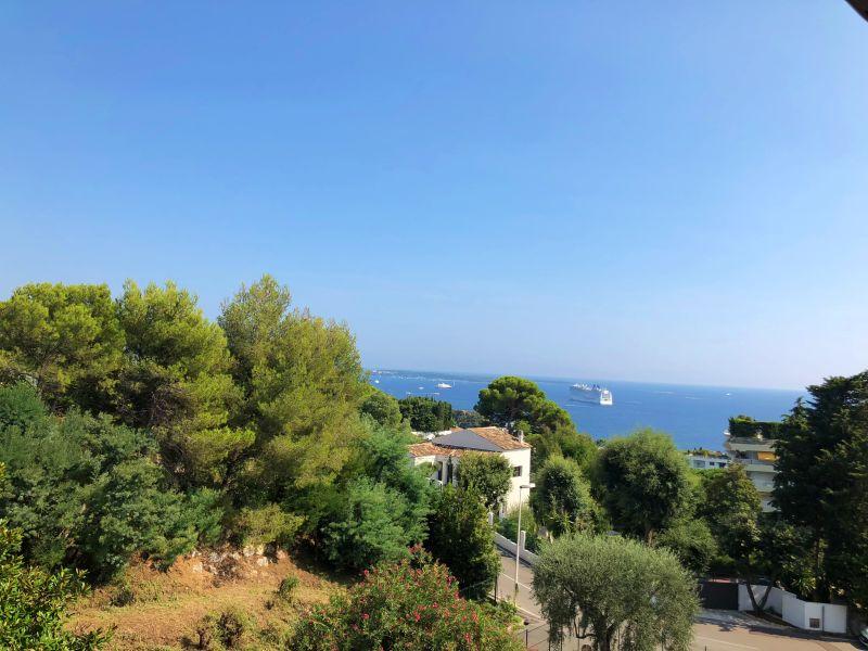 Ferienwohnung Cannes mit Meerblick