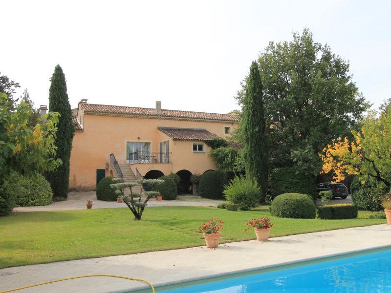 Villa Mas Saint Genies