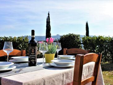 Holiday apartment Villa Bagnano Apartment Ponente