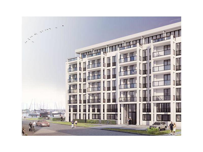 Ferienwohnung Dockside Penthouse I
