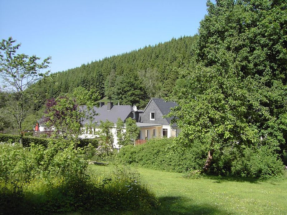 Außenaufnahme Weidenhausen Water Mill Apartment 2