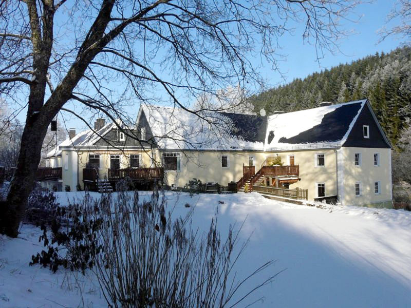 Holiday apartment Weidenhausen Water Mill Apartment 2
