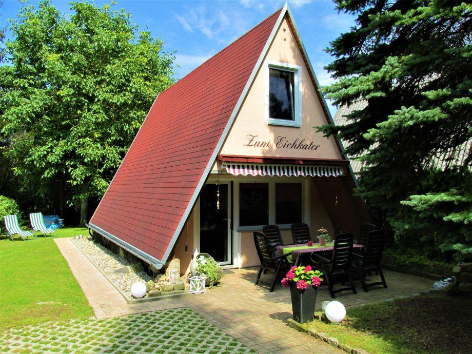 """Das Ferienhaus """"Zum Eichkater"""""""