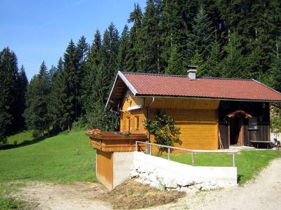 Skihütte Mühlbergalm