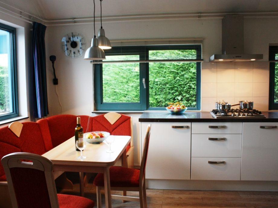 Ferienhaus im Ferienpark Zeebungalows, Nordsee ...