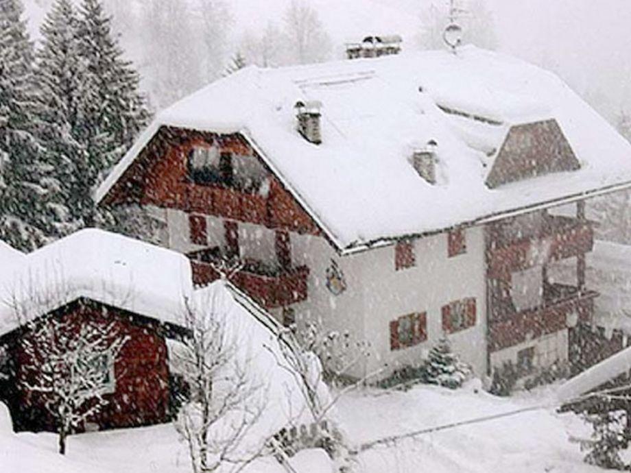 Flatscherhof im Winter