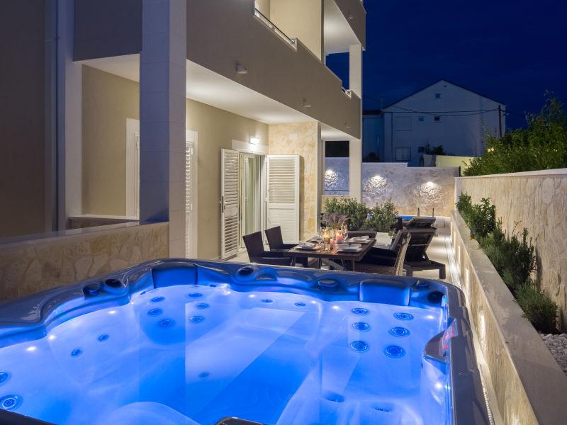 Ferienwohnung Villa Franko Maris