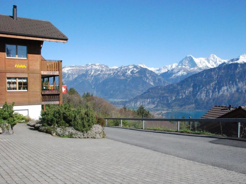 Ferienwohnung Fuchsbau Süd/Terrasse