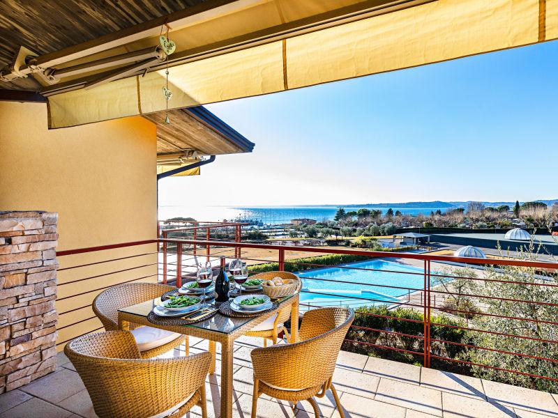 Holiday apartment Oliveto al Porto 35