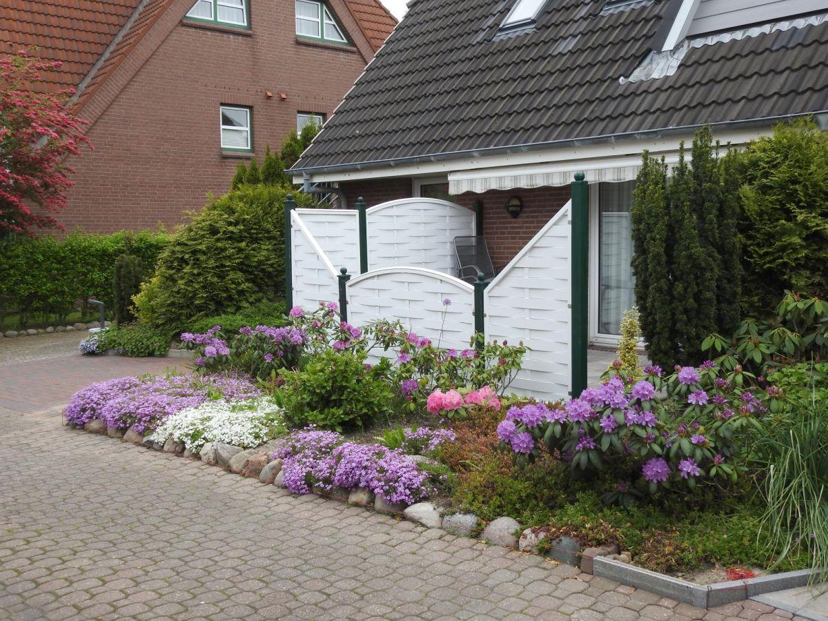 4 Raum Ferienwohnung mit Terrasse Gr Tiefe 13 Büsum