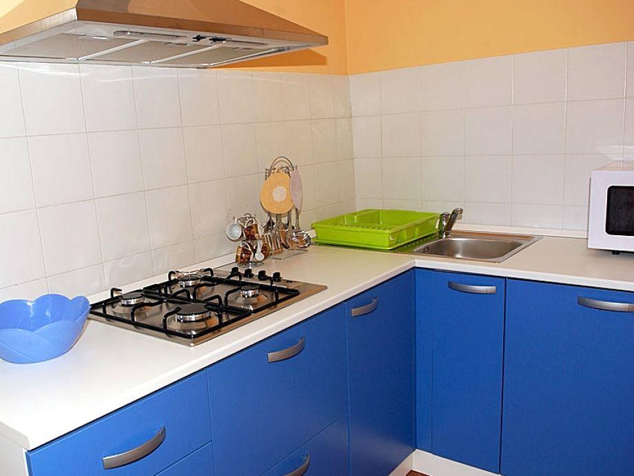 Ferienwohnung aida stimmungsvolle 60 m f r 4 5 for Kochen 5 personen