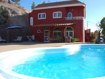 Holiday house Villa Mirador de Chira