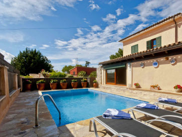 Villa Can Pep - Heatable Pool