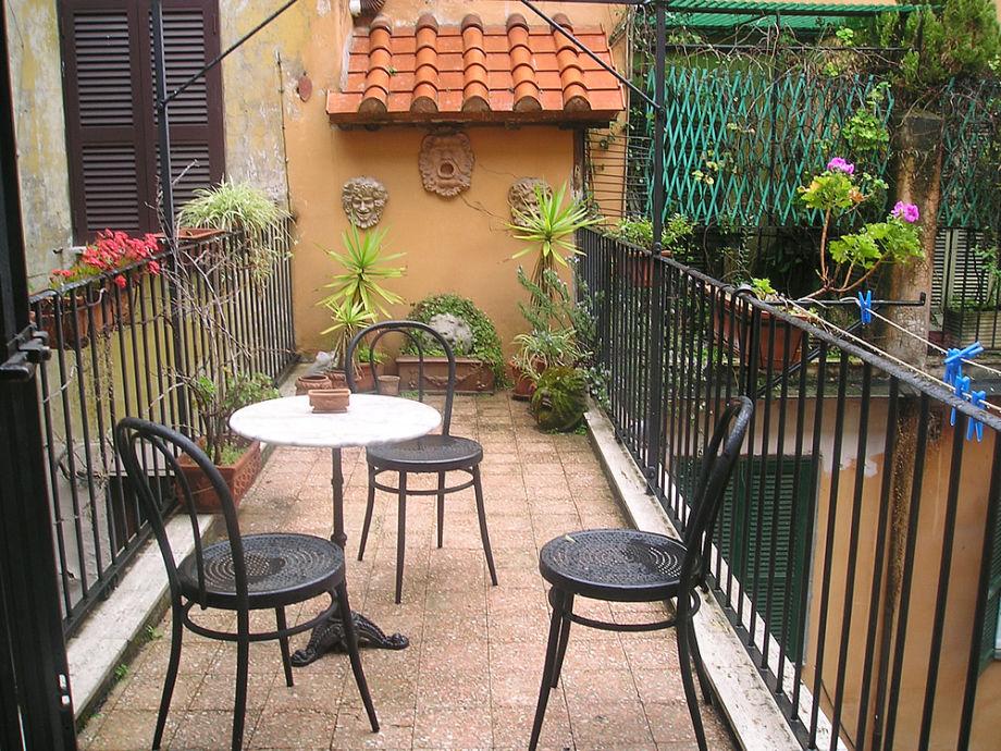 Ferienwohnung bei der Spanischen Treppe