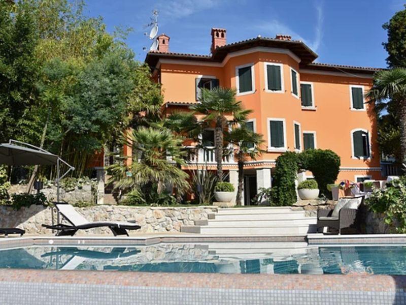 Villa Barone Lovran
