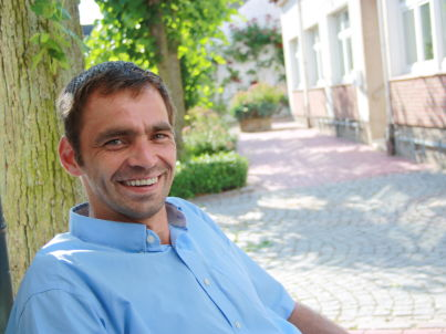Ihr Gastgeber Thomas Pohlmann
