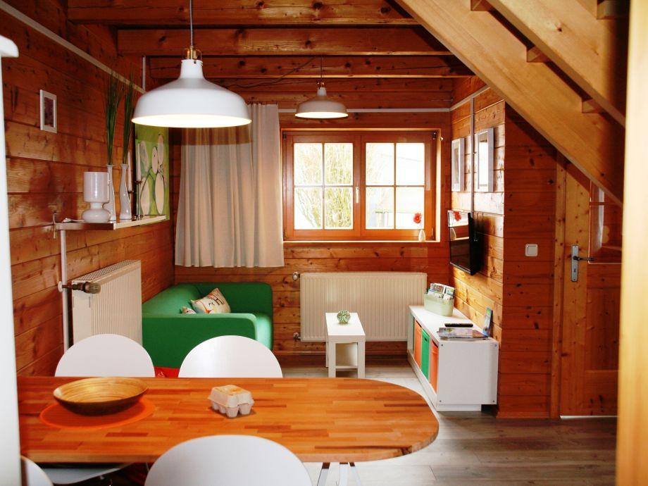 Essbereich und Couch-Eck