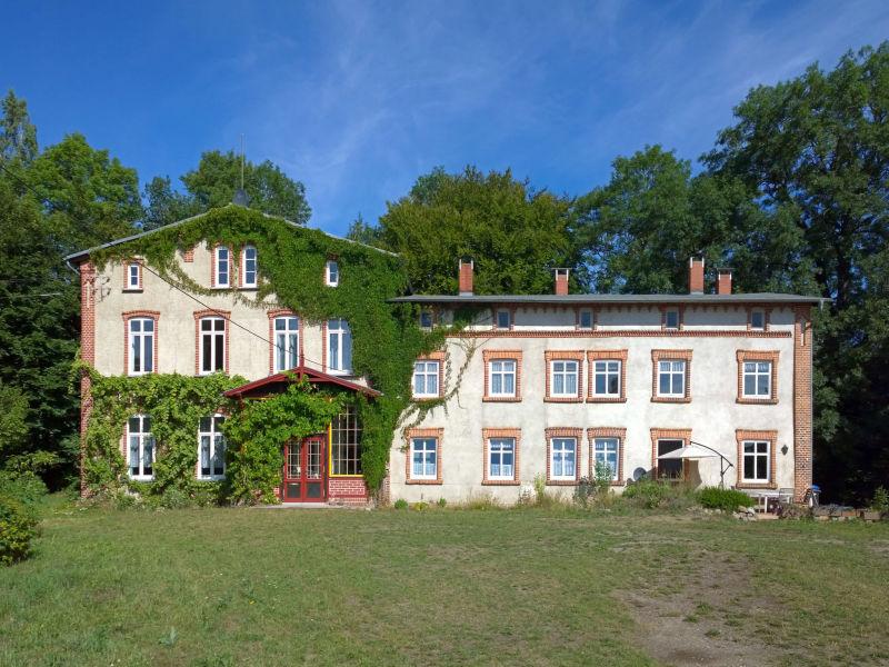 Ferienwohnung Wohnen im Gutshaus