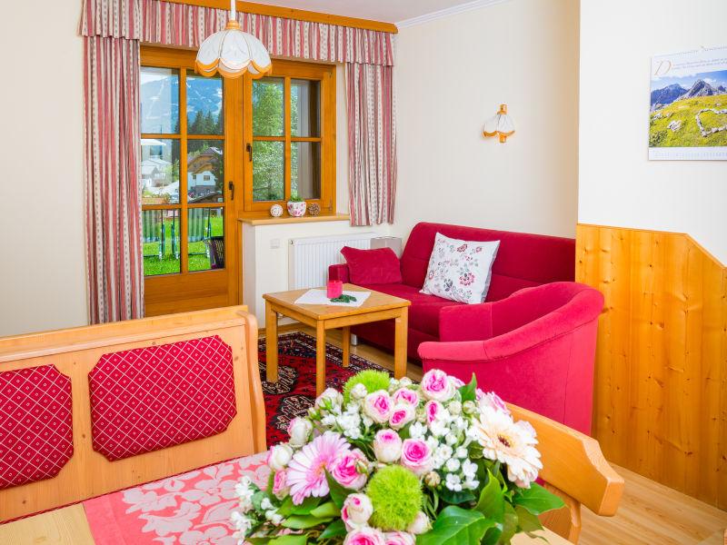 Landhaus Birgbichler  - Apartment Alpengarten