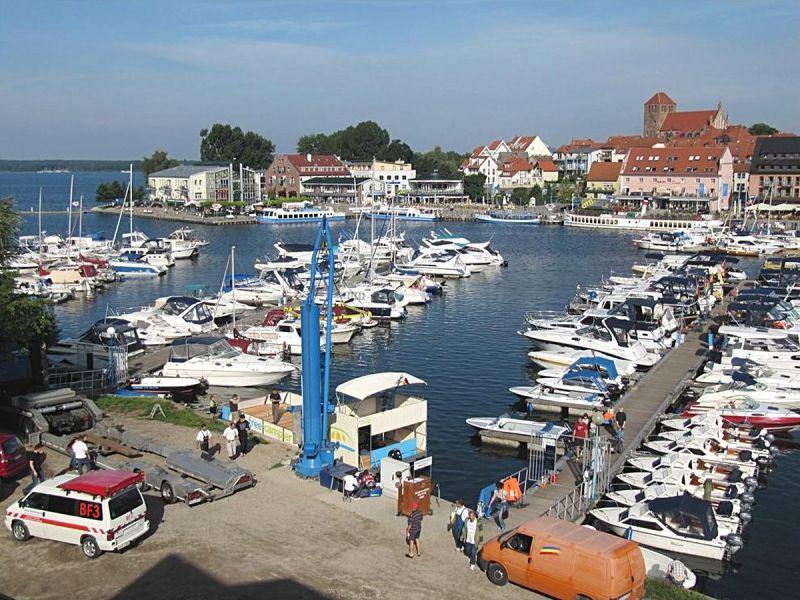 Ferienwohnung Hafen-Loge