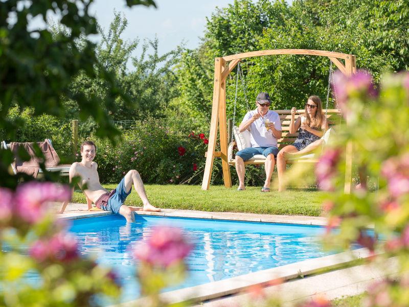 Ferienwohnung Landhaus Hoher