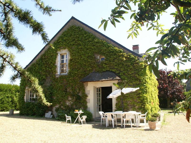 Ferienwohnung Logement pour 2 personnes vignoble d'Anjou