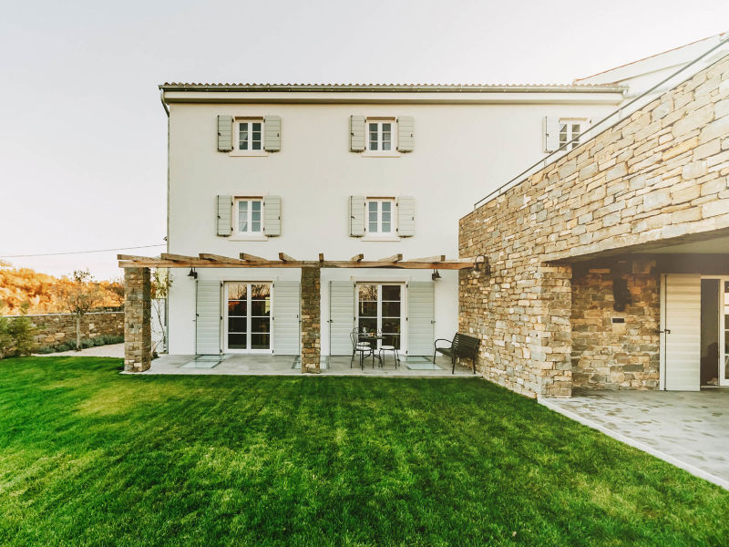 Villa Beautiful Casa Martin, in Istria, with a Pool