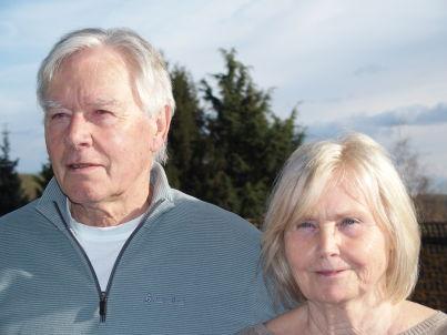 Ihr Gastgeber Kuno und Lore Bernhart