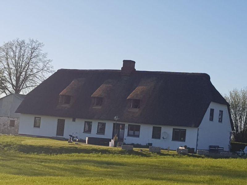 Landhaus Alte Tenne unter Reet in Alleinlage