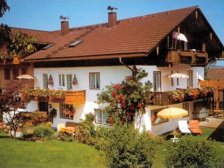 Willkommen in unserer Ferienwohnung in Oberstaufen
