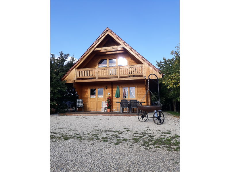 "Ferienhaus ""Little Countryman"""